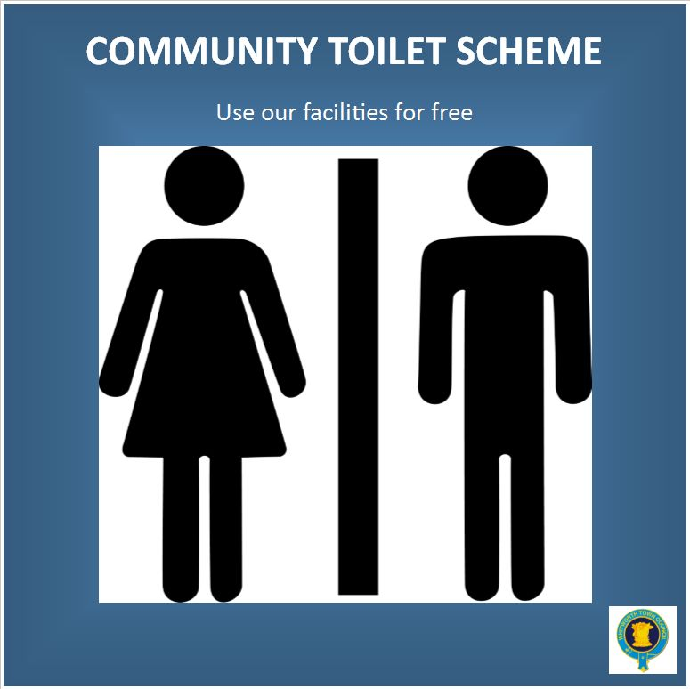Whitworth Town Council Launches New Community Toilet Scheme